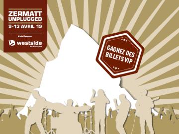 Zermatt Unplugged: gagnez des billets VIP!