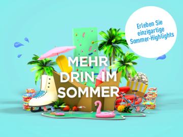 Mehr drin im Sommer